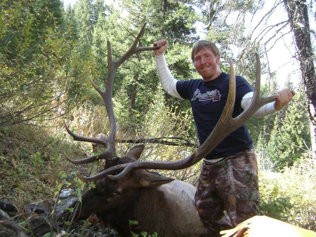 Preparing For Wyoming Elk Hunt