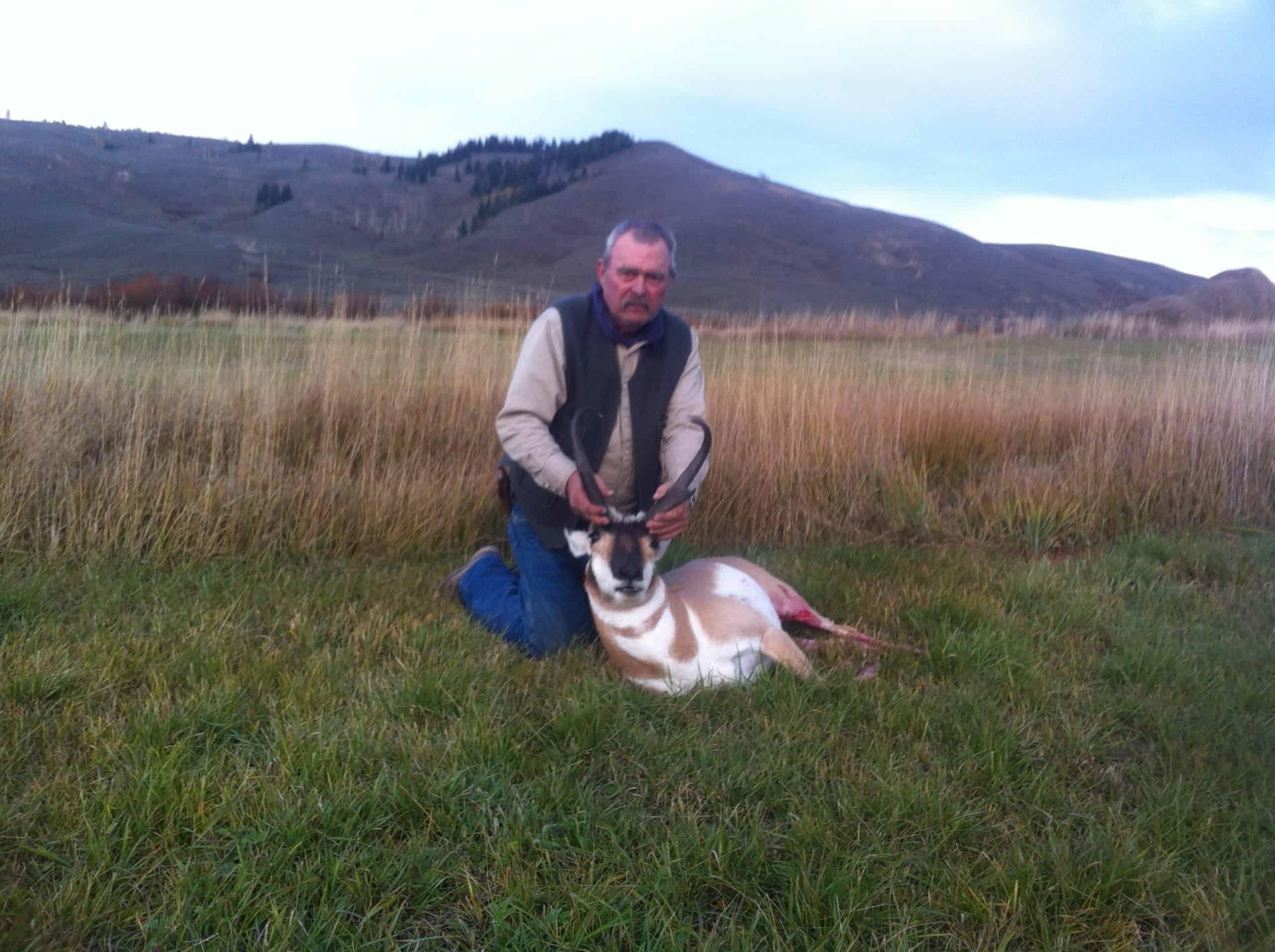 Wyoming Antelope Hunt Outfitters