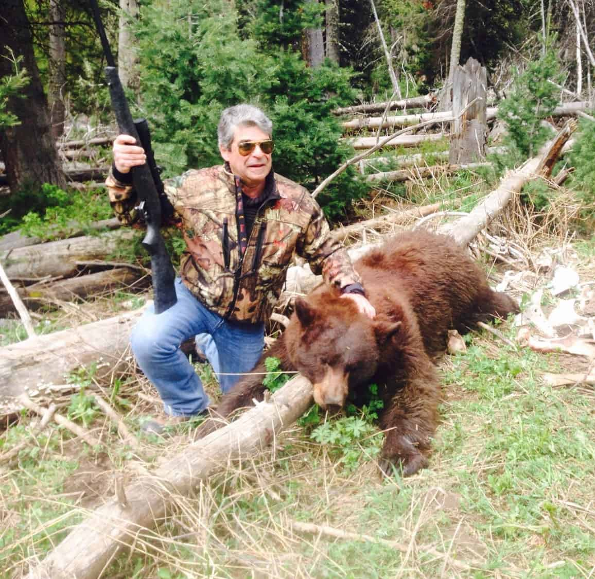 Wyoming Black Bear Hunting Outfitter